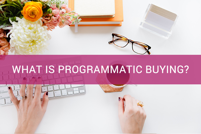 what is programmatic buying?